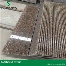 Cheap Chinese Granite G562 Maple Red Floor Tile G562 Granite | Floor Tiles Design For Stairs | Hallway Floor Tile | Stair Landing | House | Stair Riser | Wall
