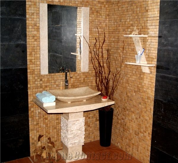 bns 5 single baby pedestal basin