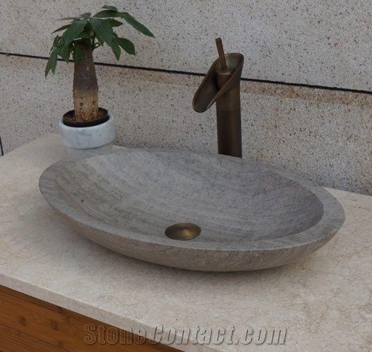 oval vessel sinks shanxi black sinks