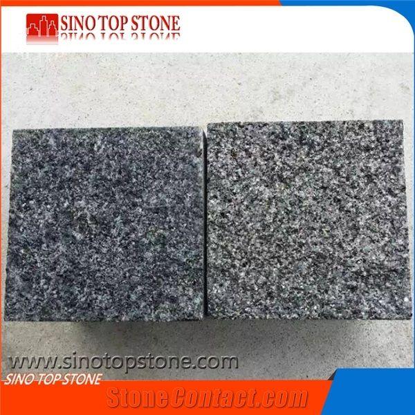 g654 granite paving stone block paving