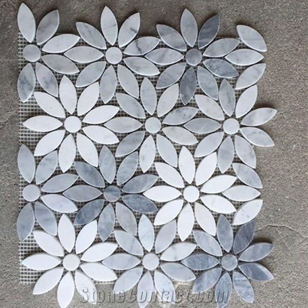 italy grey carrara white crystal white
