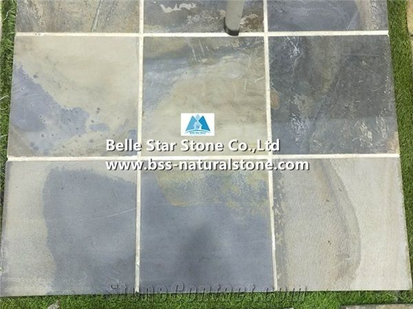 black slate tiles slate patio stones