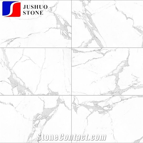 carrara white marble looks bathroom