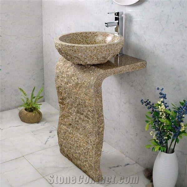 granite basin bathroom sink washbowl