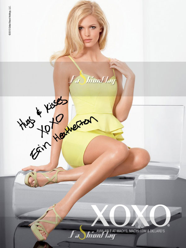 Erin-Heatherton-Gets-Glam-for-XOXOs-Spring-2013-Campaign-1