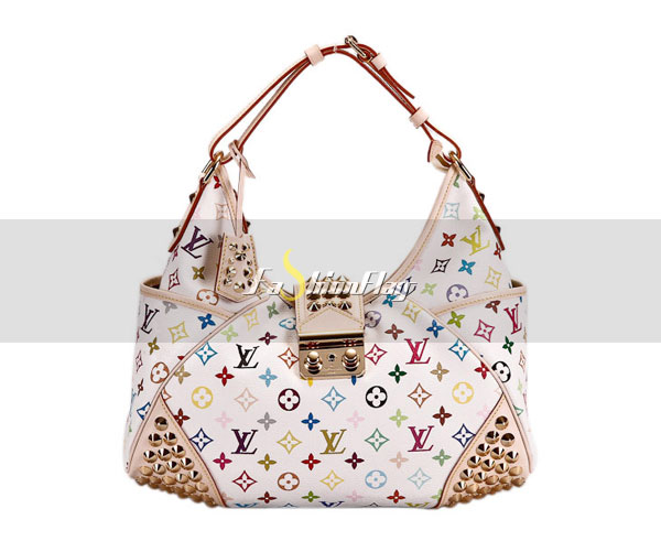 Louis-Vuitton-Monogram-Multicolor-Chrissie-MM---White