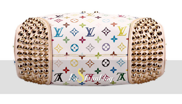 Louis-Vuitton-Monogram-Multicolor-Chrissie-MM---White--12
