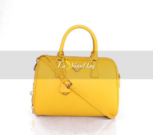 Prada-2013-Saffiano-patent-leather-tote-0823-in-Yellow-02
