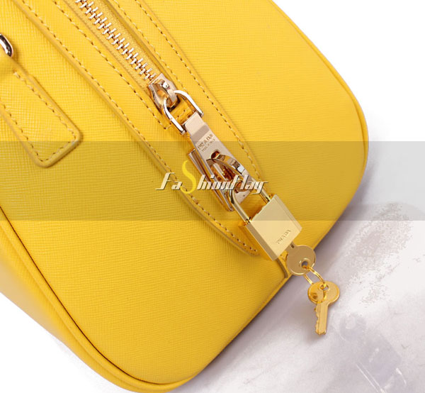 Prada-2013-Saffiano-patent-leather-tote-0823-in-Yellow-10