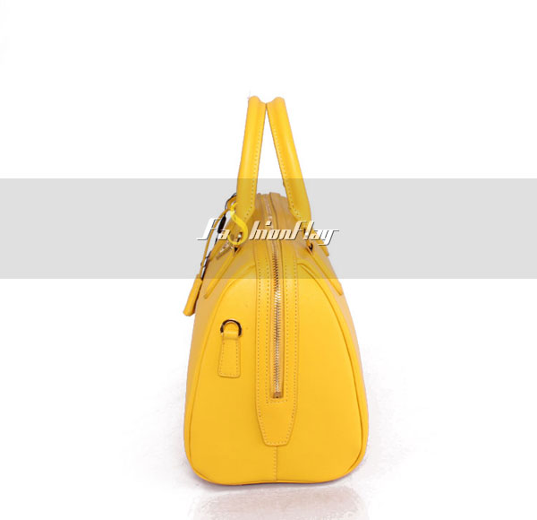 Prada-2013-Saffiano-patent-leather-tote-0823-in-Yellow-08