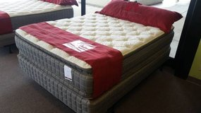 17 Double Sided Pillow Top Mattress Free Delivery In Lockport