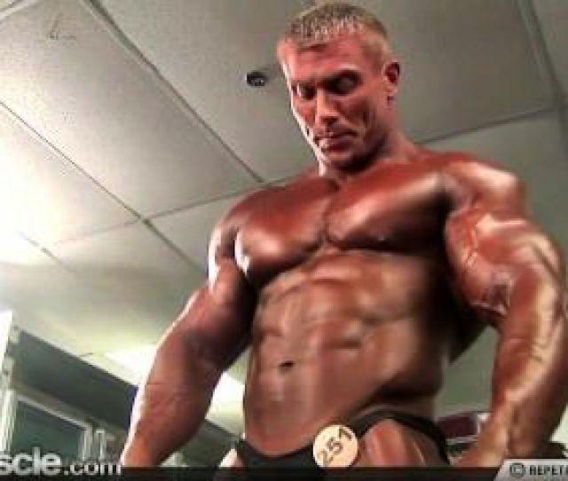 Greg Jones Pumping