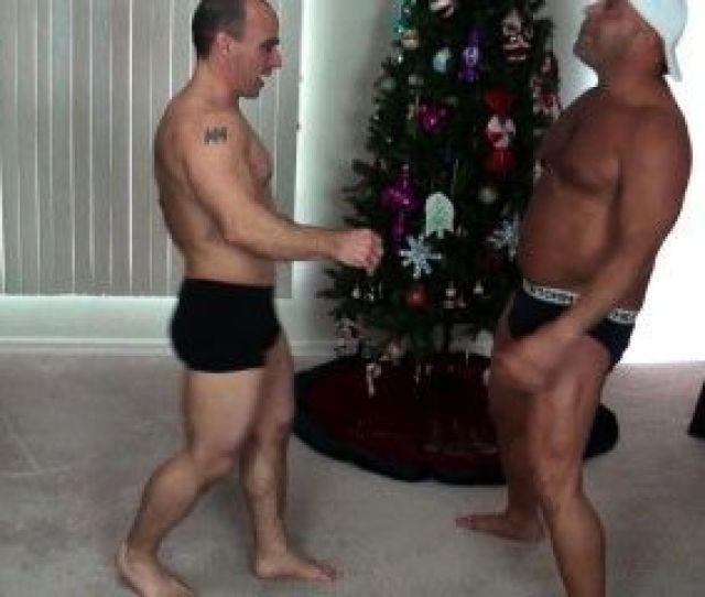 Two Guys Play Roshambo Kicking Style