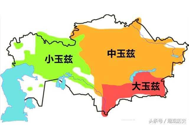 地緣政治(15):為什麼蘇聯給哈薩克劃了那麼大的面積? │脫苦海