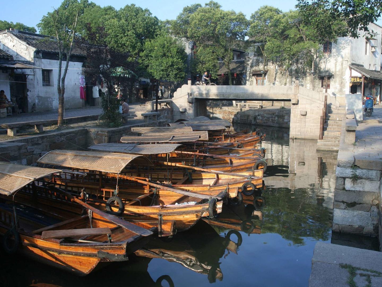 中國江南六大古鎮之同里:水鄉小鎮的千年慢時光[圖集]-多維新聞網