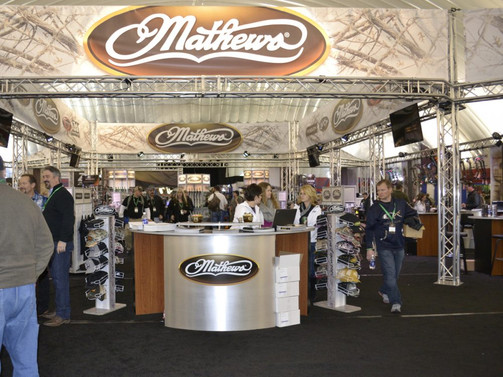 Mathews Trade Show Custom Furniture Design