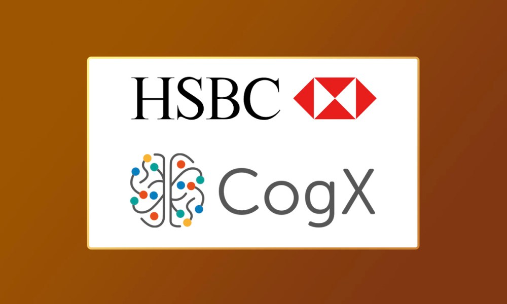 CogX Announces HSBC as Headline Sponsor, Its New Home in King's