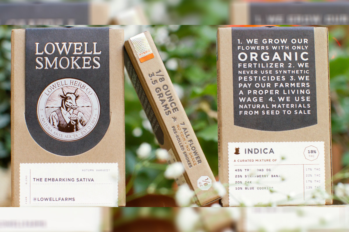 Lowell Herb Co  And Think BIG Launch Limited-Edition Pre