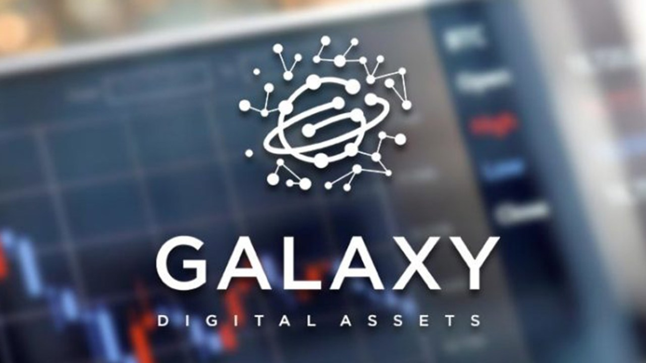 Galaxy Digital Makes Available Second Quarter 2019