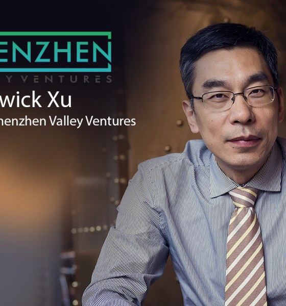 Chadwick Xu, CEO of Zowee