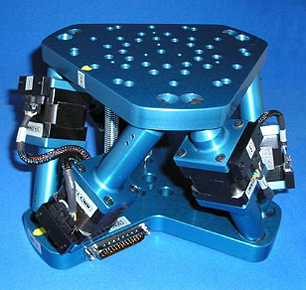 Mini Hexapod Platform