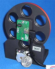 USB Filter Wheel