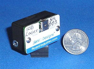 USB Laser Module