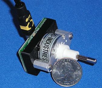 USB Motor Controller