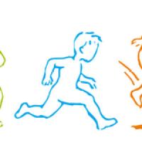 Courir, sauter, lancer... L'athlétisme...