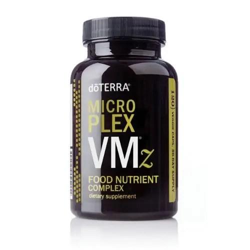 Capsule Microplex VMZ doTerra