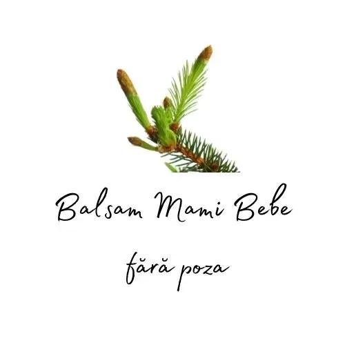 Balsam Mami Bebe