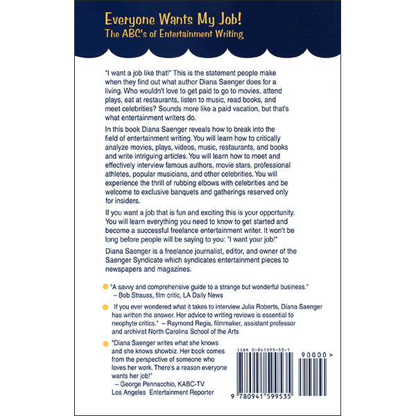 Everyone Wants My Job Back Cover