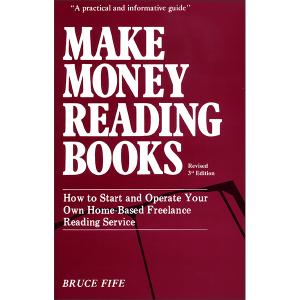 Make Money Reading Books Front Cover
