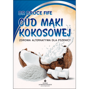 Cooking with Coconut Flour Polish front cover