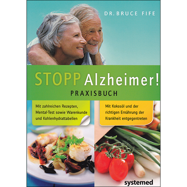Stop Alzheimer's now German vol 2 front cover