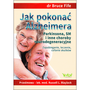 Stop Alzheimer's Now Polish front cover