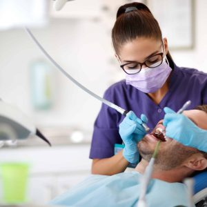 Caries Removal with Ultrasound