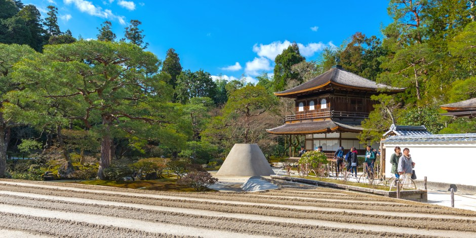 Top 5 Temples in Kyoto