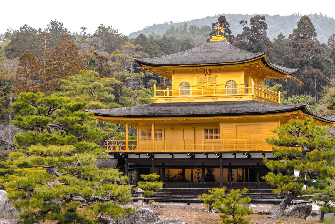 Golden Pavilion 2