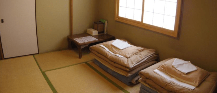 Budget Travel Japan: Accomodation Expense