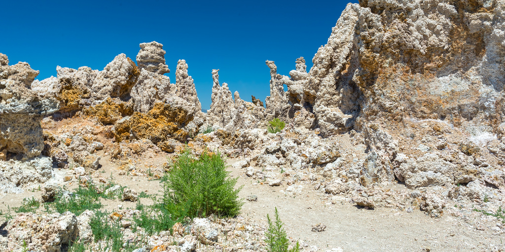 The otherworldly Mono Lake