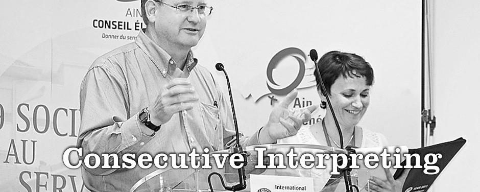 Consecutive-Interpreting