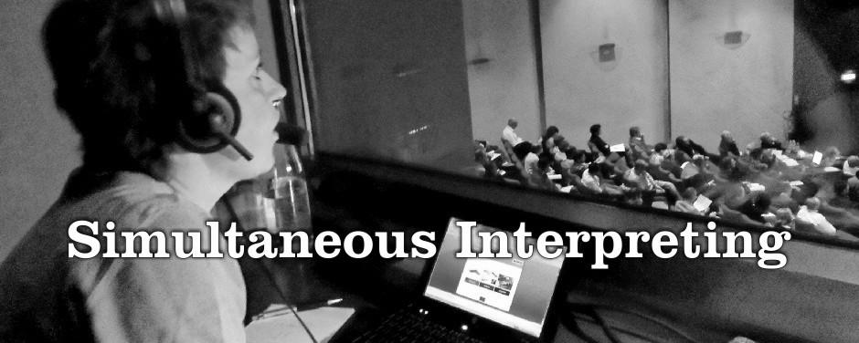 Simultaneous-Interpreting