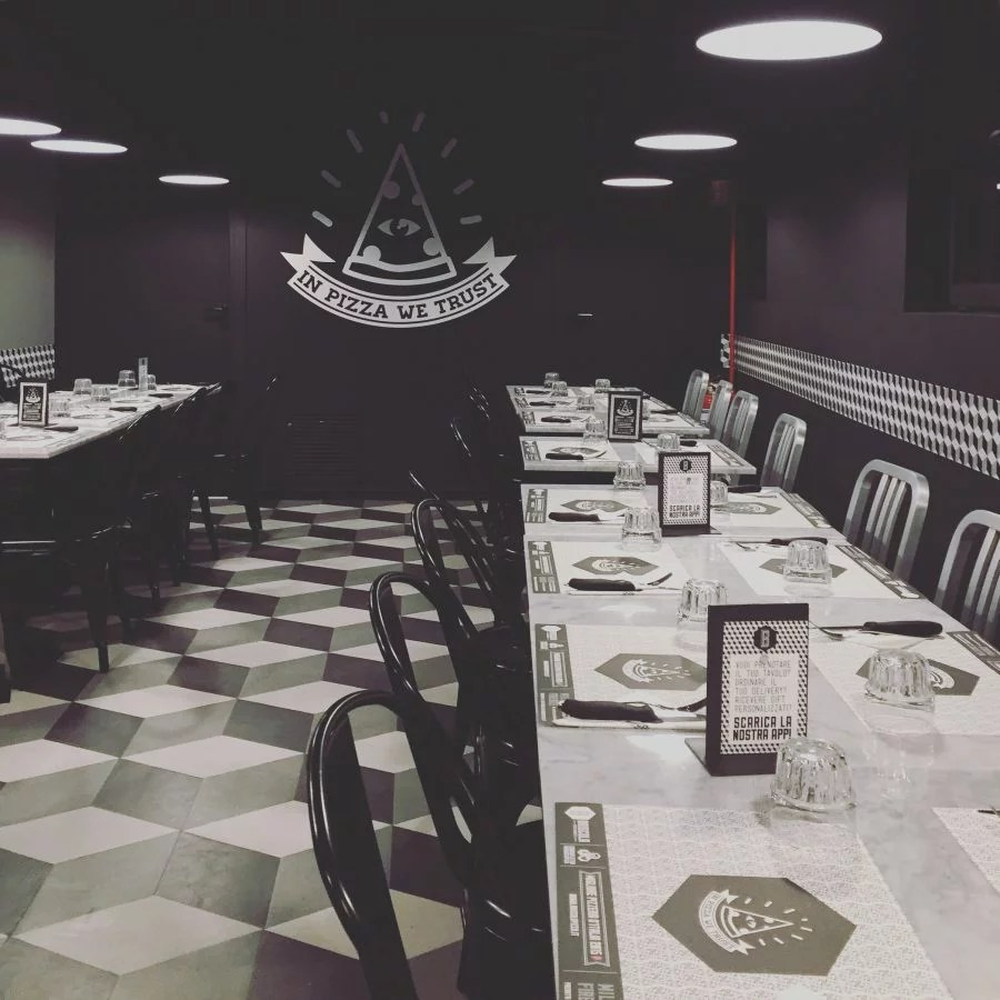 Briscola Pizza Society