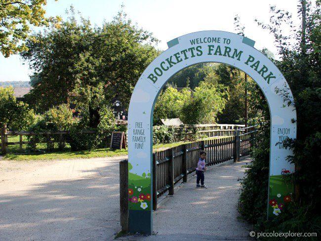 Bocketts Farm Park Leatherhead Surrey