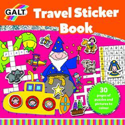 Galt Toys Travel Sticker Book