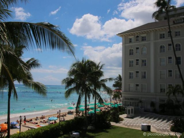 Hotel Review - Moana Surfrider, Waikiki Hawaii