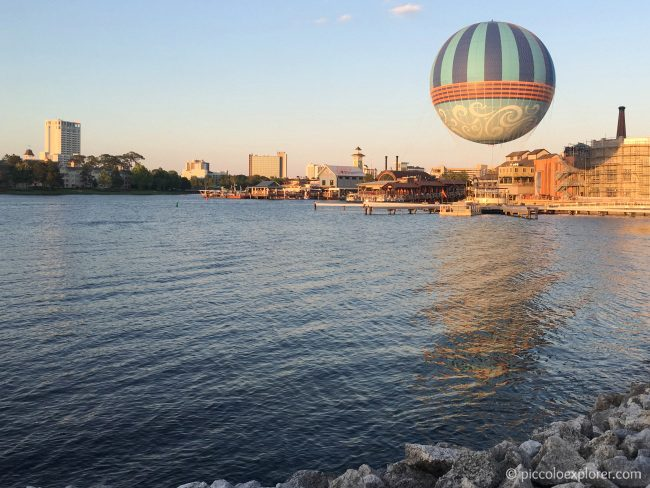 Disney Springs, Shops, Dining and Entertainment at Walt Disney World, Florida