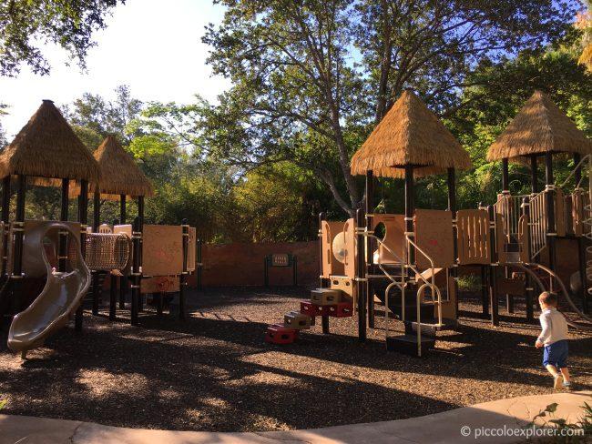 Playground at Jambo House, Animal Kingdom Lodge, Orlando