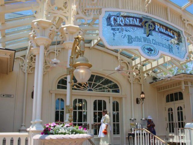 The Crystal Palace, Magic Kingdom, Walt Disney World
